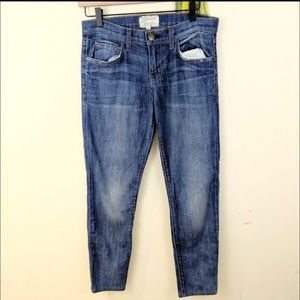 Current Elliot the roller treasure ankle jeans